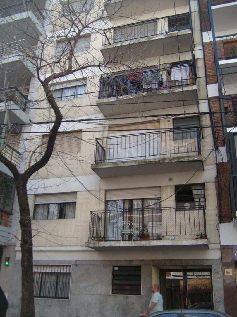 Reservado- Paraguay 5400 - Muy Buen 3 Amb c Balcon - Palermo