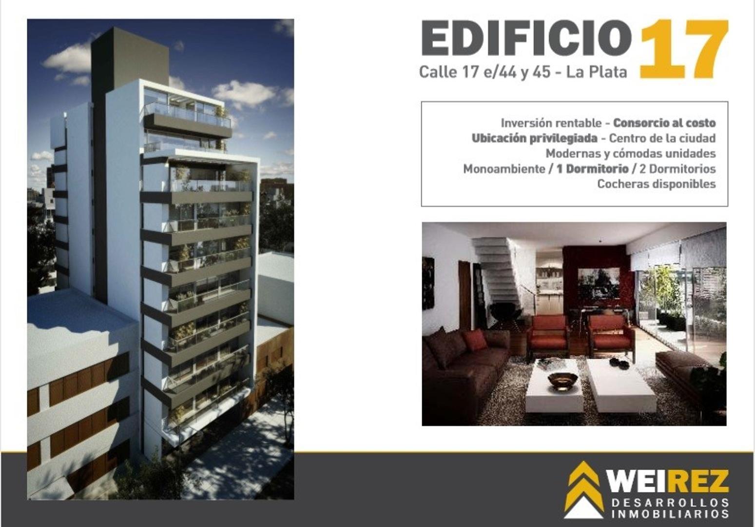 Edificio 17, La Plata