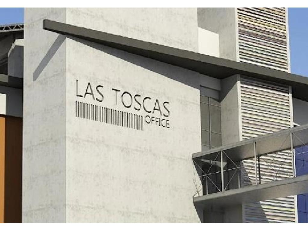 ALQUILER OFICINAS 140 m2 - LAS TOSCAS OFFICE