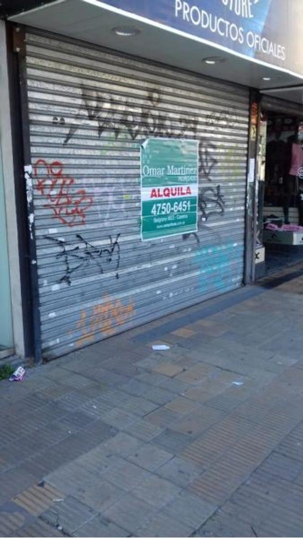 XINTEL(OMP-OMP-96) Local - Alquiler - Argentina, Caseros - 3 de Febrero   AL 2800