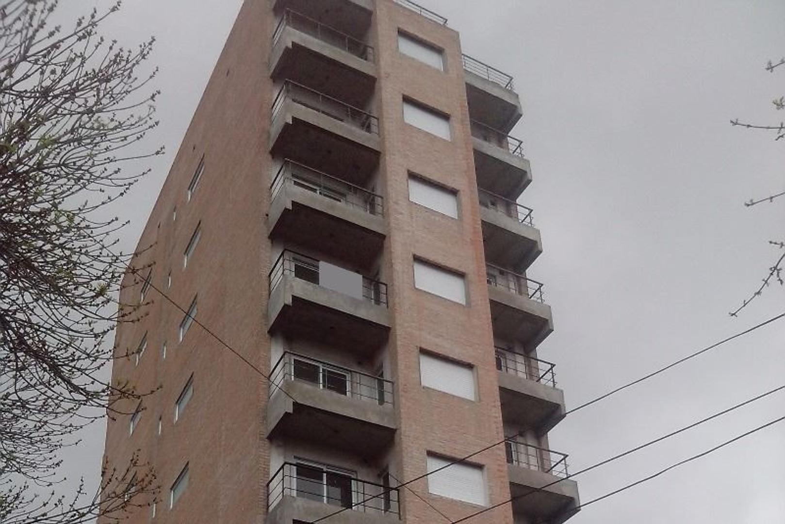 Departamento 1 dormitorios a la venta en Rosario. San Lorenzo y Crespo. Entrega Diciembre 2015.