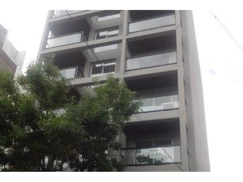 Departamento monoambiente en alquiler en Rosario. Italia 1300. A estrenar