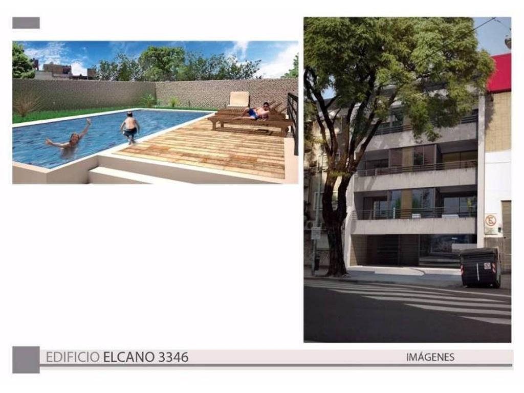 2 Ambientes  a estrenar-Av Elcano 3300 - Belgrano - Capital Federal