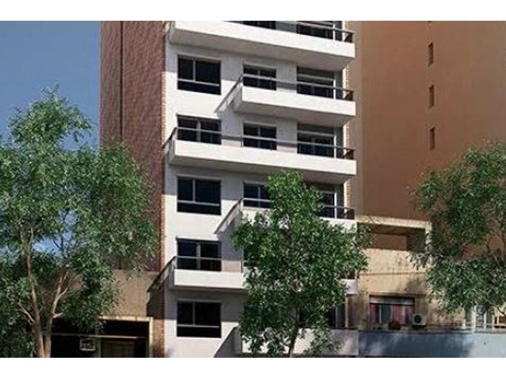 Departamento 1 dormitorio a la venta en Rosario. Av. Pellegrini 500. Entrega Agosto 2017