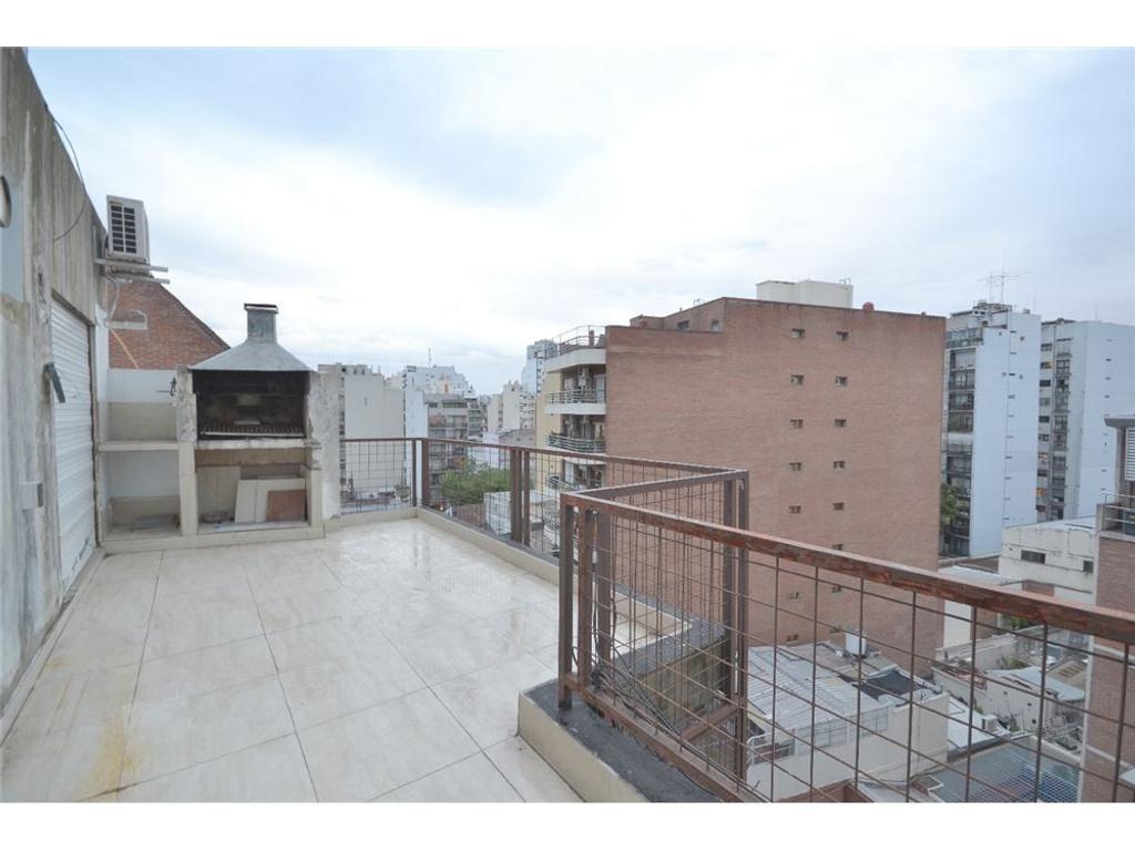 Triplex 4 Amb, Palermo,bcon terraza c/ parrilla