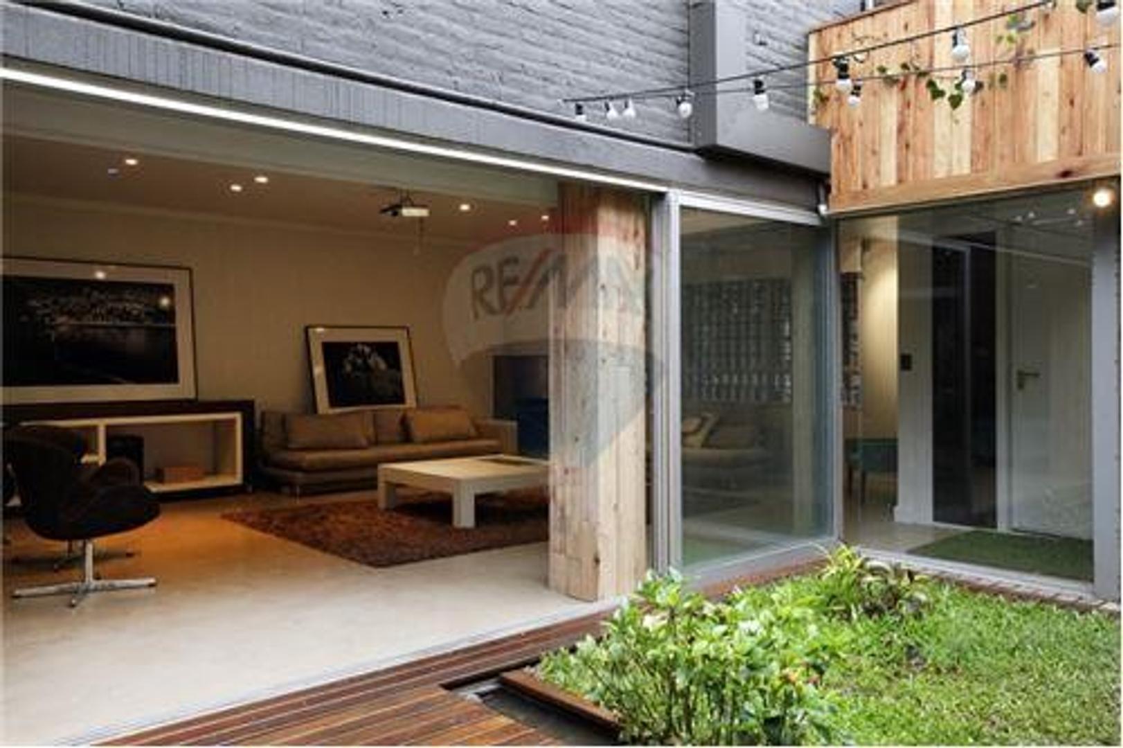 Casa en Alquiler en Las Cañitas - 6 ambientes