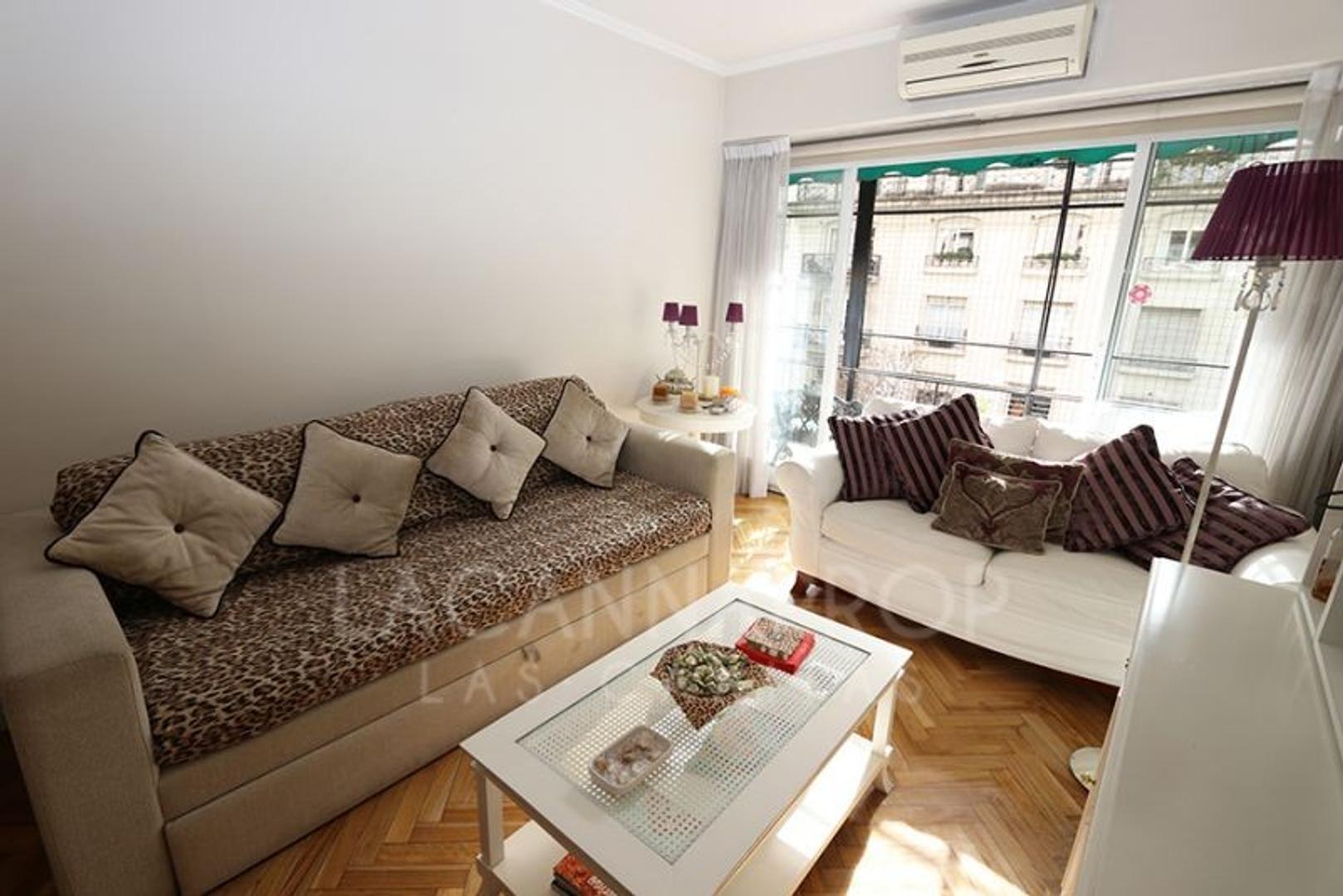 Departamento - 37 m² | 1 dormitorio | 45 años