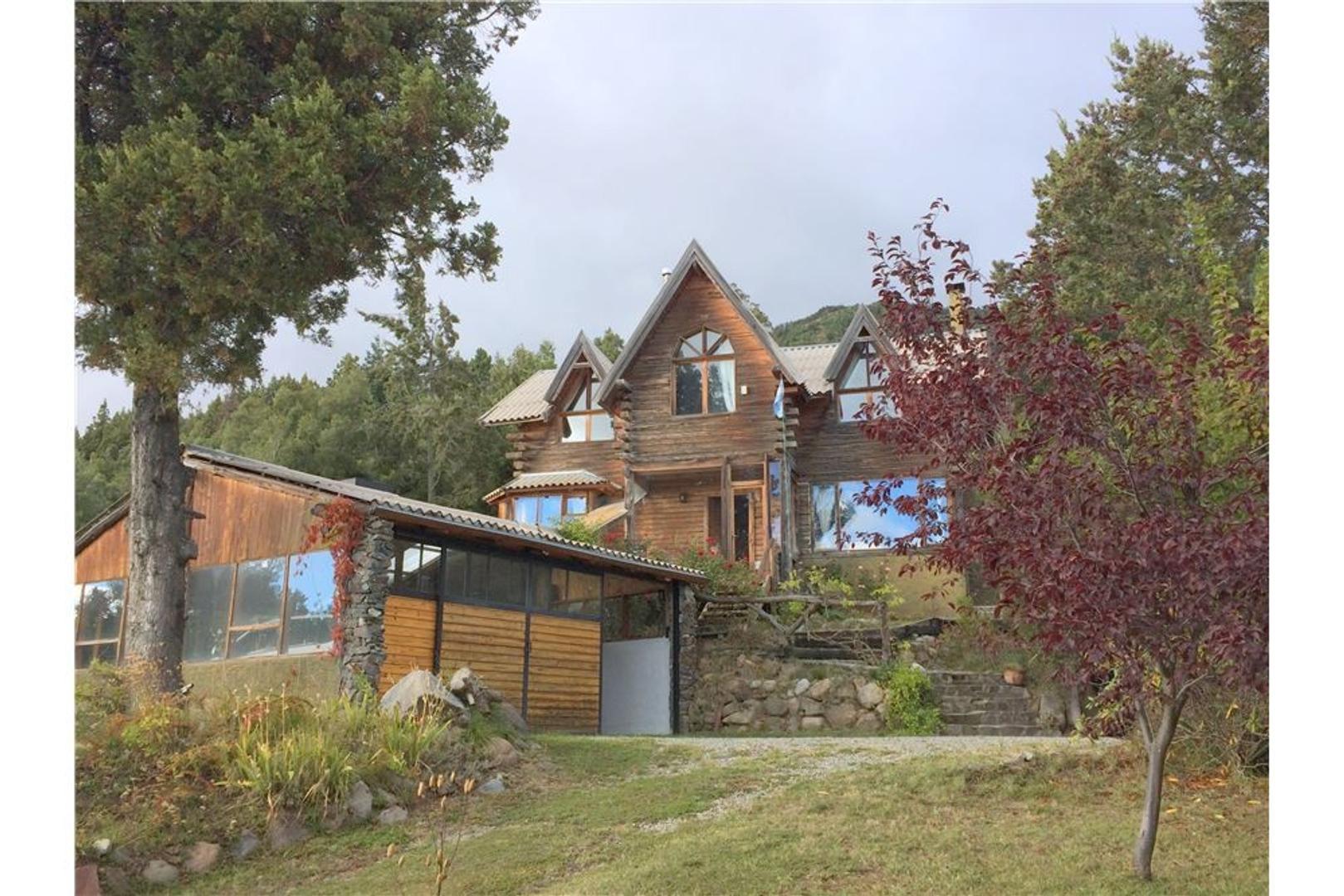 Casa en Venta en Bariloche Vista al lago
