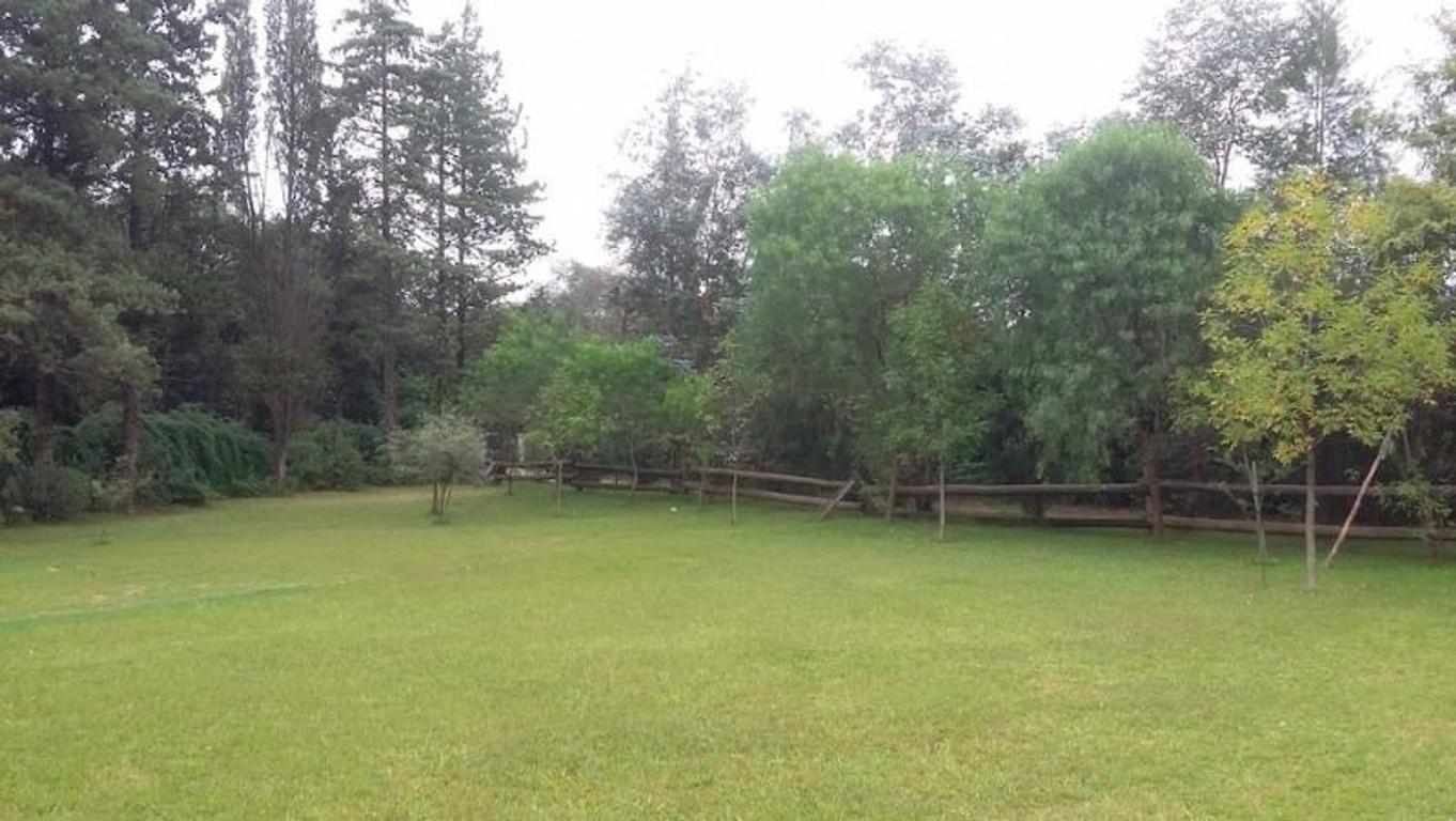 Villa Allende. Excelente terreno para Housing.