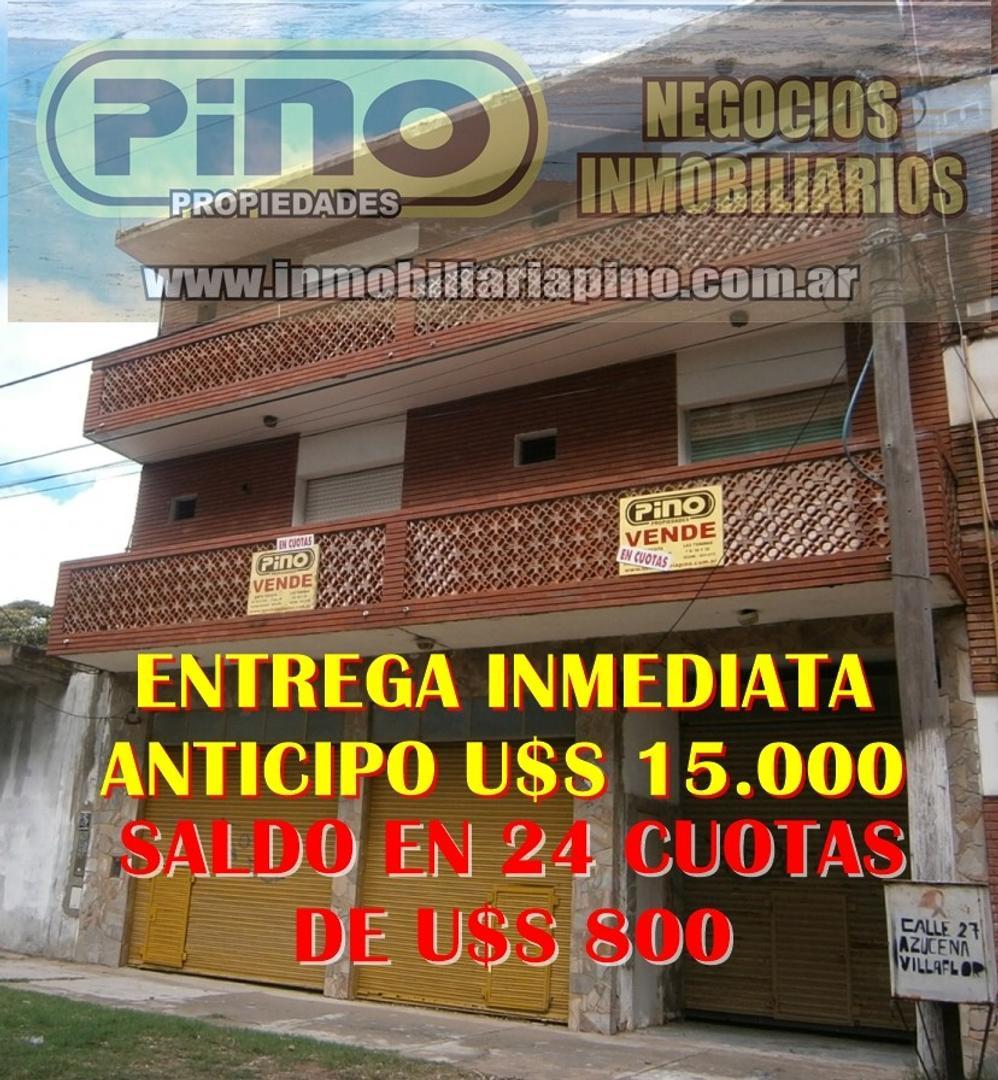 OPORTUNIDAD 2 AMB FINANCIADO. ENTREGA INMEDIATA ANTICIPO U$S 15.000 Y 24 CTAS. CONSULTE !!!
