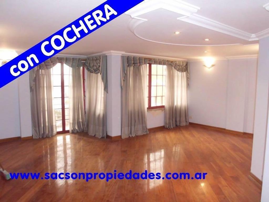 V374 Moron Venta Departamento 3- 4 amb. con Cochera y Quincho y terraza propia Tel 4656-0788