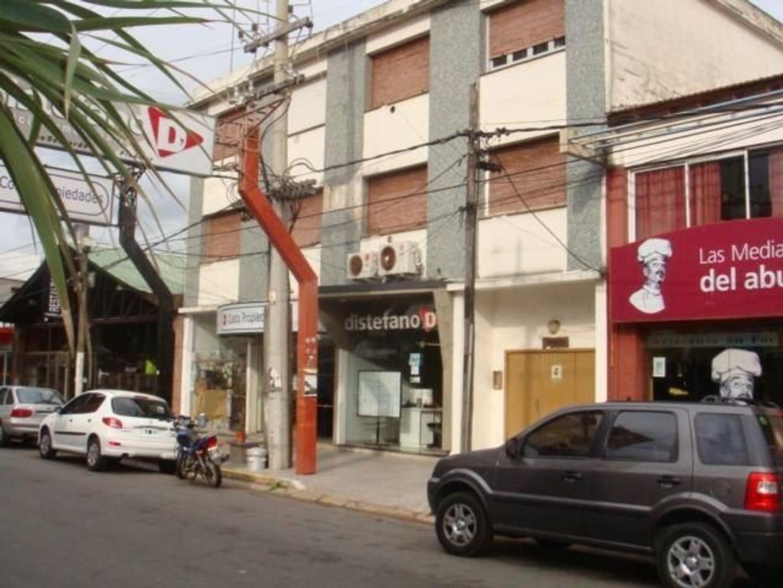 VENTA O  PERMUTA DPTO DE 2 AMBIENTES 2º PISO FRENTE EN SAN BERNARDO PLENO CENTRO COMERCIAL