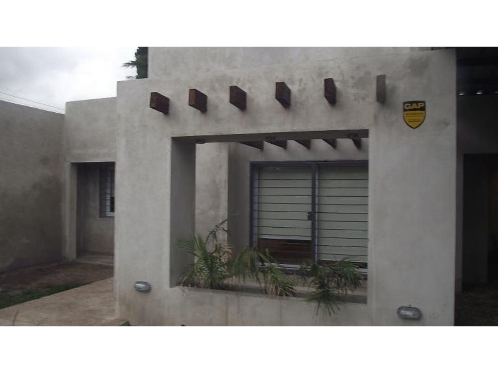 Casa A ESTRENAR en Arguello. Excelente Calidad. 2 dormitorios