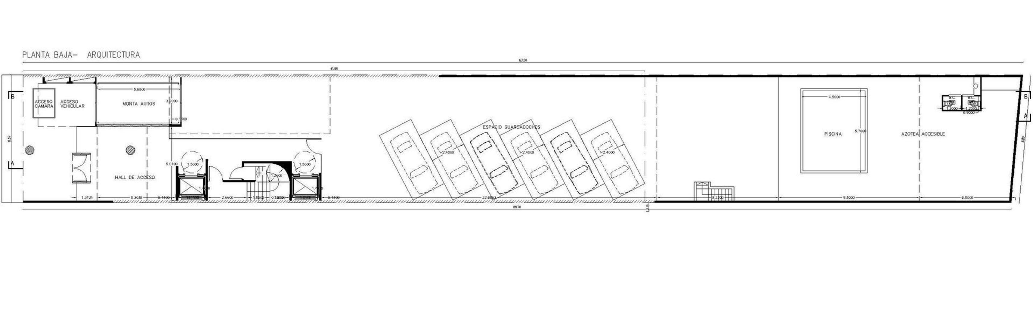 Departamento - 81 m² | 2 dormitorios | A estrenar