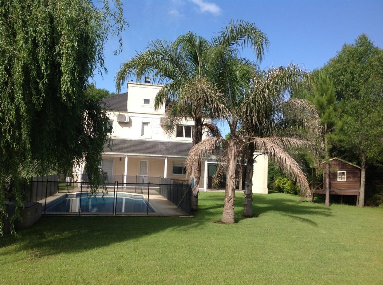 Casa en Venta San Patricio, Zona Oeste - OES0383_LP72533_3