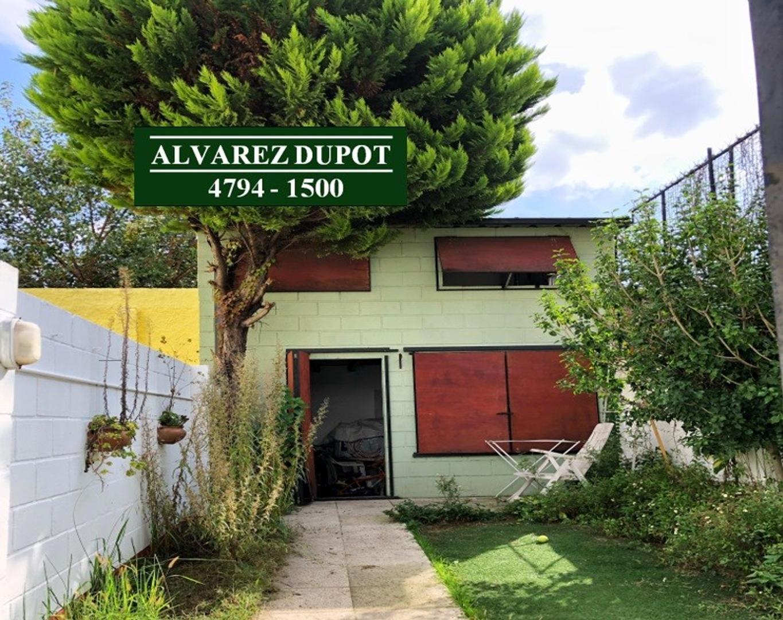 Casa en Venta en Saavedra - 2 ambientes