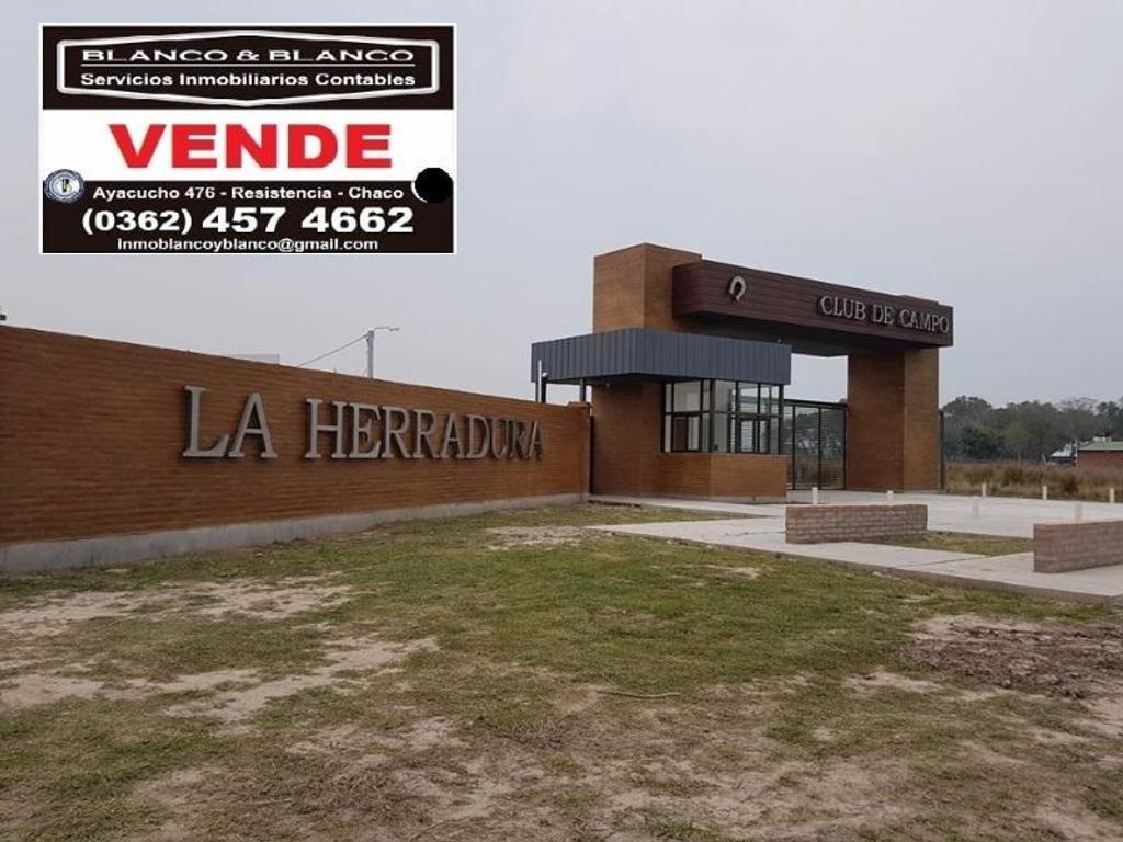 SE VENDE: LA HERRADURA CLUB DE CAMPO- COLONIA BENITEZ