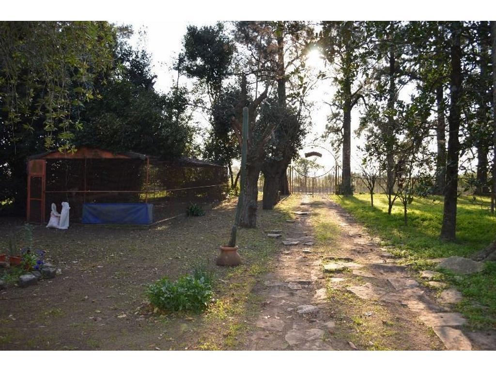 Casa Quinta en Monteagudo 2800 esq Orán - Merlo | 70m x 91m en Venta | MEROLLA Propiedades