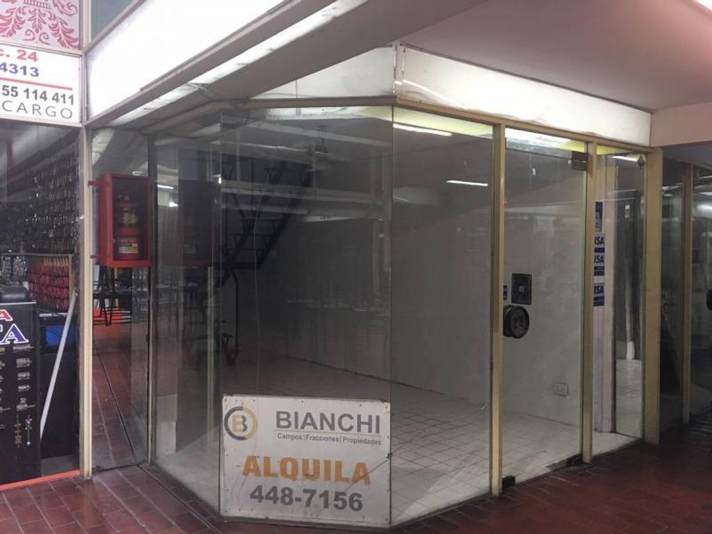 Local en Alquiler Galería San Fe