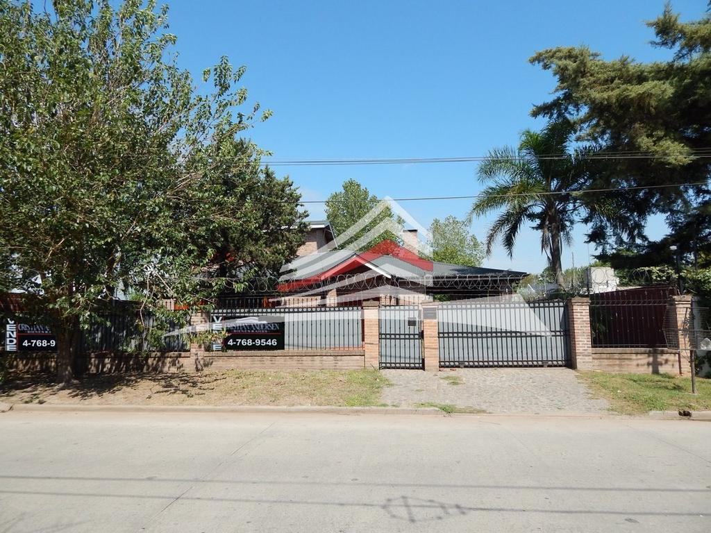 Chalet 4 amb - Piscina - Parque