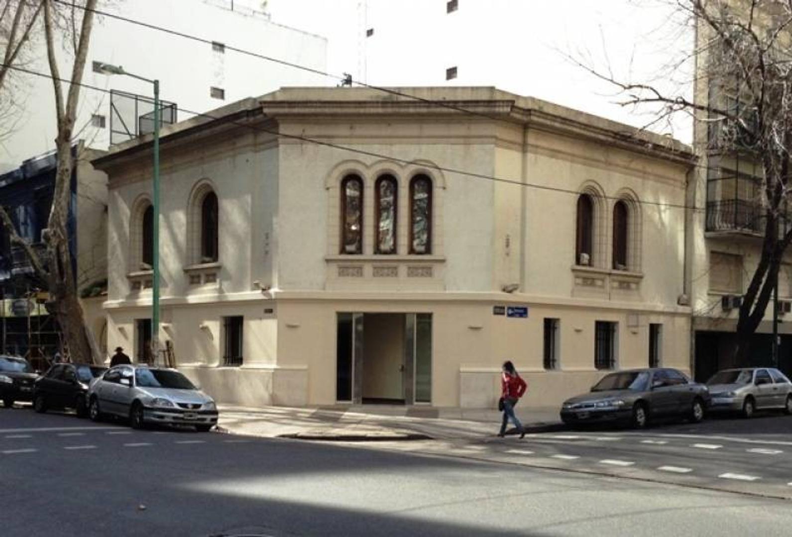 Residencia en Palermo- ALQUILER