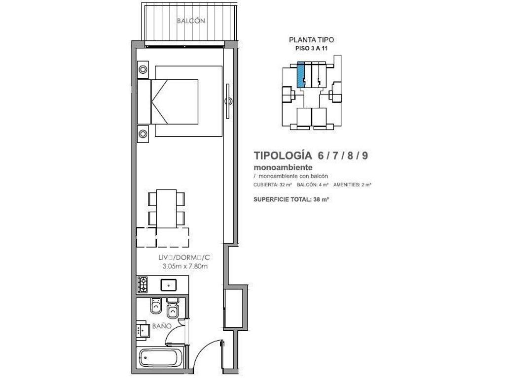 Departamento - Venta - Cramer 1700 - PRO0028_LP92015_3
