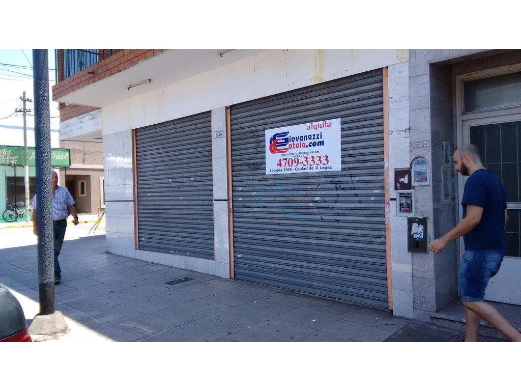 LOCAL S/LAPRIDA ESQUINA, CENTRO COMERCIAL, BANCO, COLEGIO
