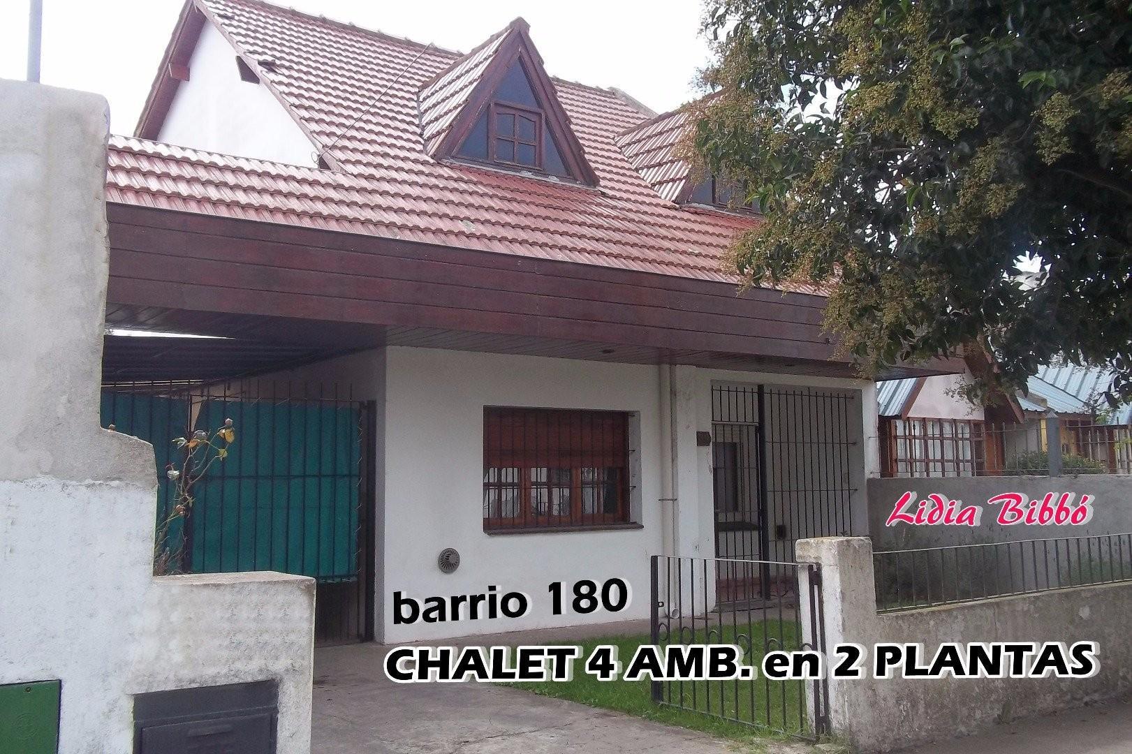 Casa en Venta en Barrio 180 - 4 ambientes