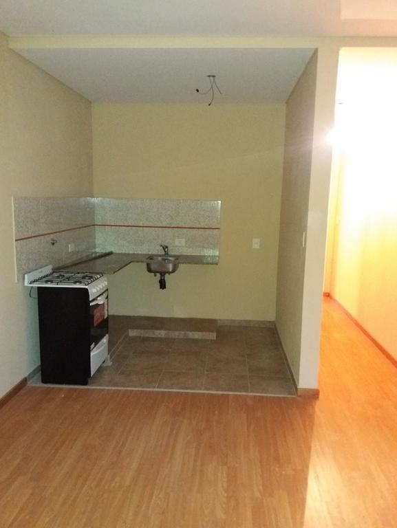 Departamento de un dormitorio a estrenar en venta en La Plata