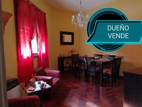 DUEÑO VENDE PH 2 amb con escritorio y terraza S/EXPENSAS
