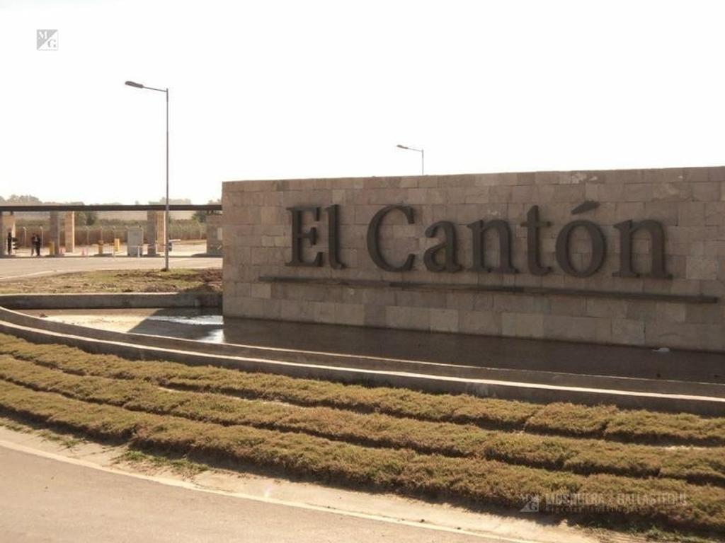 TERRENO - EL CANTÓN