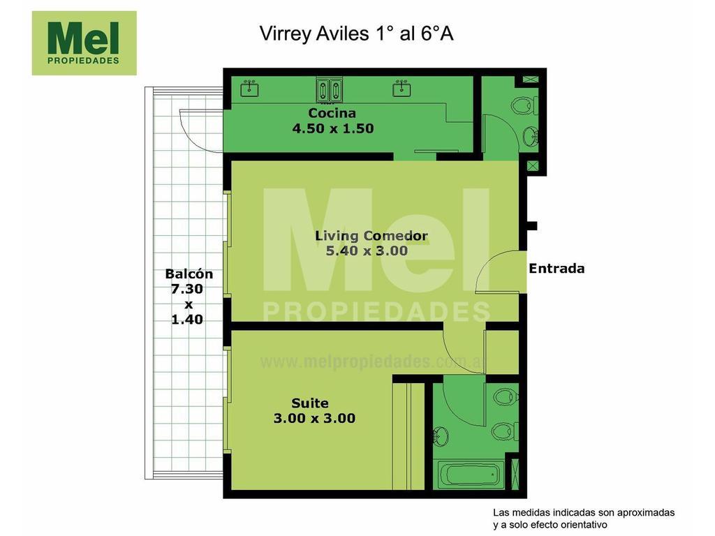 Virrey Avilés 2881