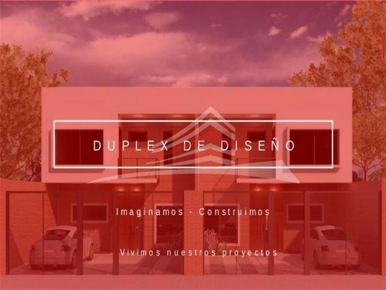 Dúplex de estreno - 3 Dormitorios -  1 Cocheras - Jardin