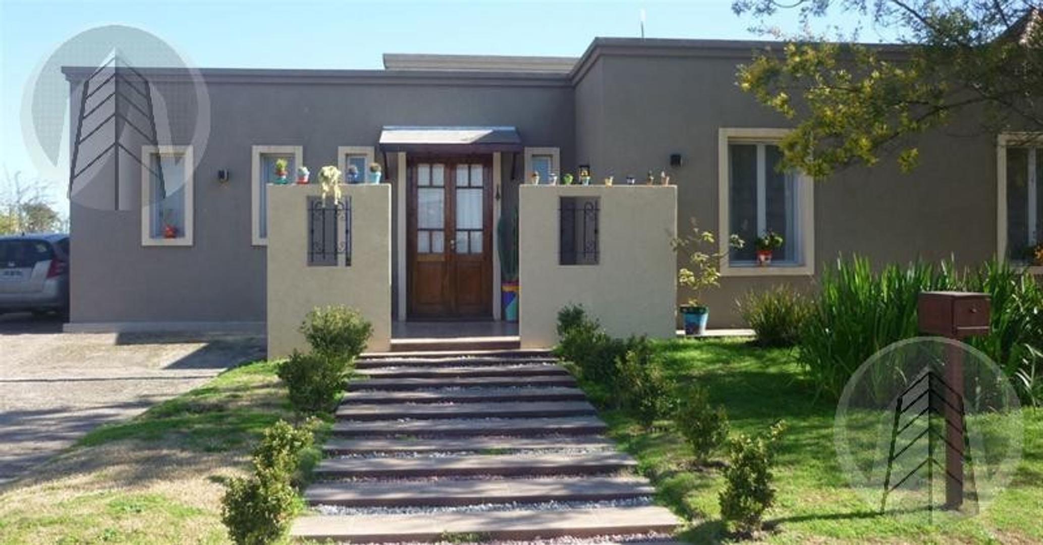 Casa en una planta Barrio Santa Teresa - Villanueva