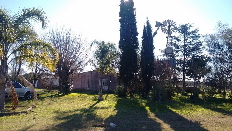 CHACRA CON MEJORAS  EN SAN PEDRO Bs. As.