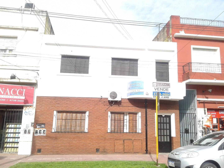 Departamento en Venta en San Andres - 4 ambientes