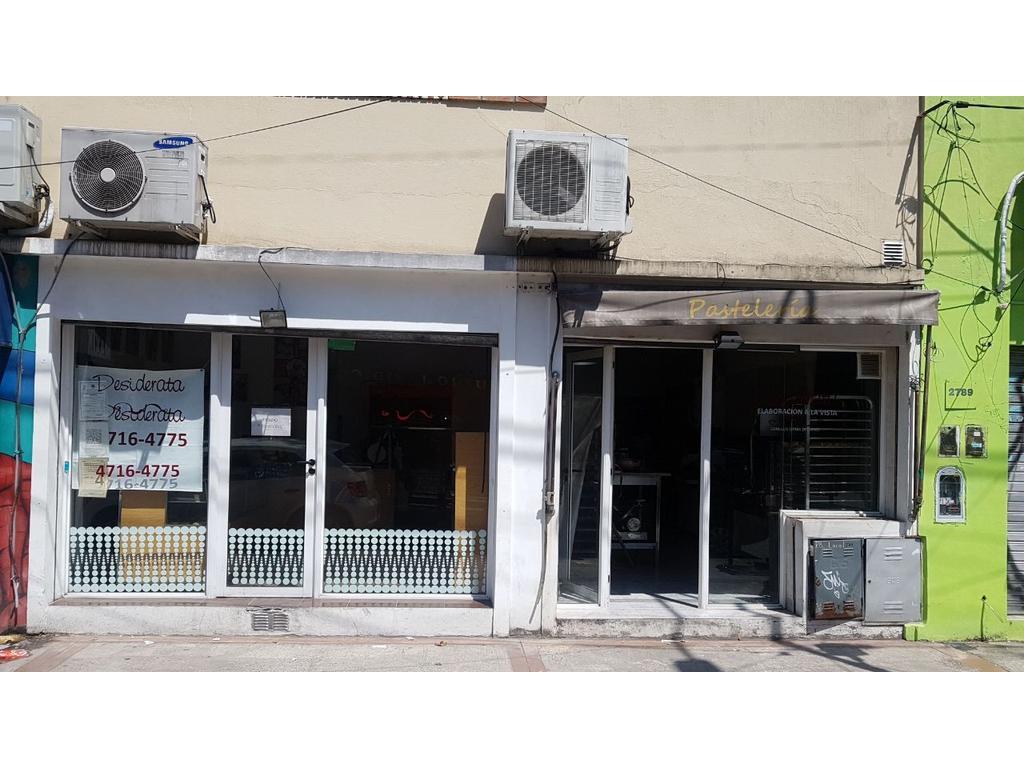 ALQUILO LOCAL CON 100 MTRS APROXIMADO PLENOS CENTRO CASEROS