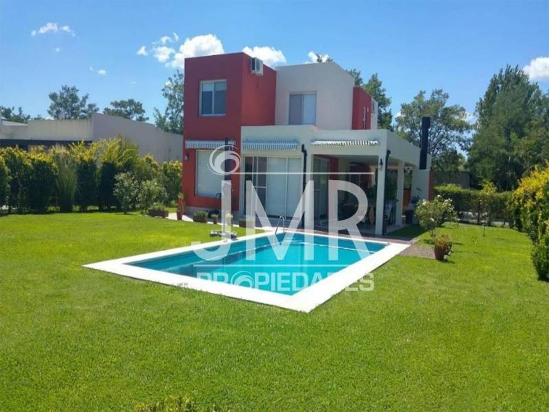 JMR Propiedades | Barrio El Recodo | Excelente Casa en venta