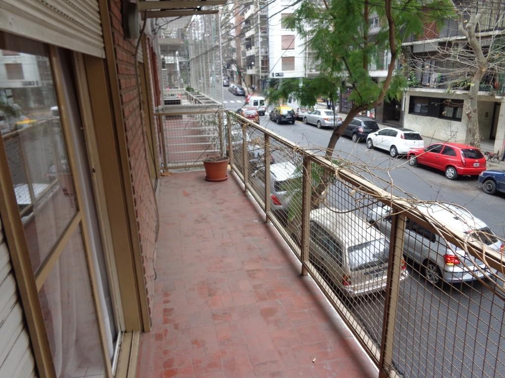 Departamento - Alquiler - Argentina, Capital Federal - Antonio Beruti 3000