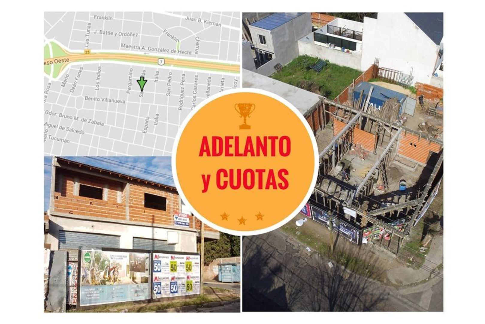 Local/salón comercial en esquina - Castelar Norte