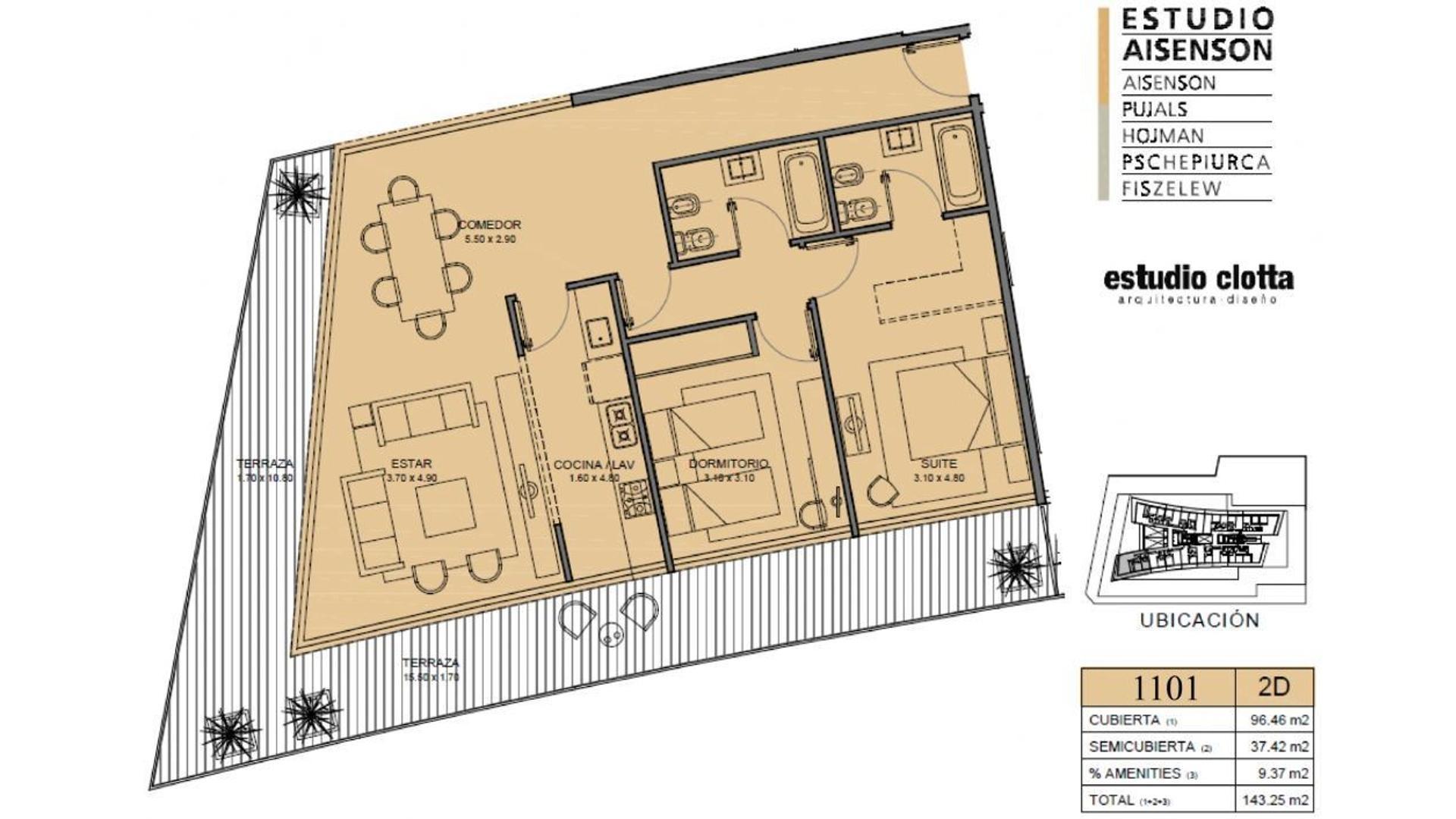 Departamento - Venta - Av. del Libertador 2400 - PRO0228_LP109768_3