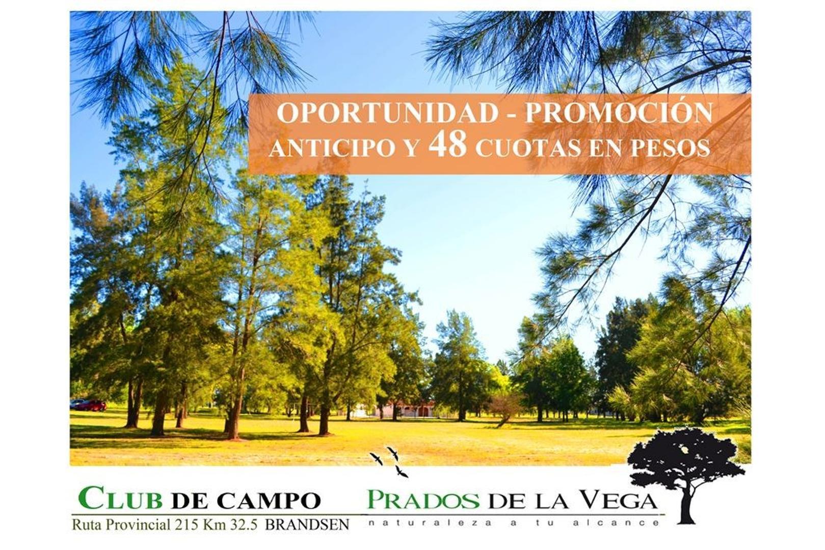 PRADOS DE LA VEGA - Oportunidad LOTES en PESOS