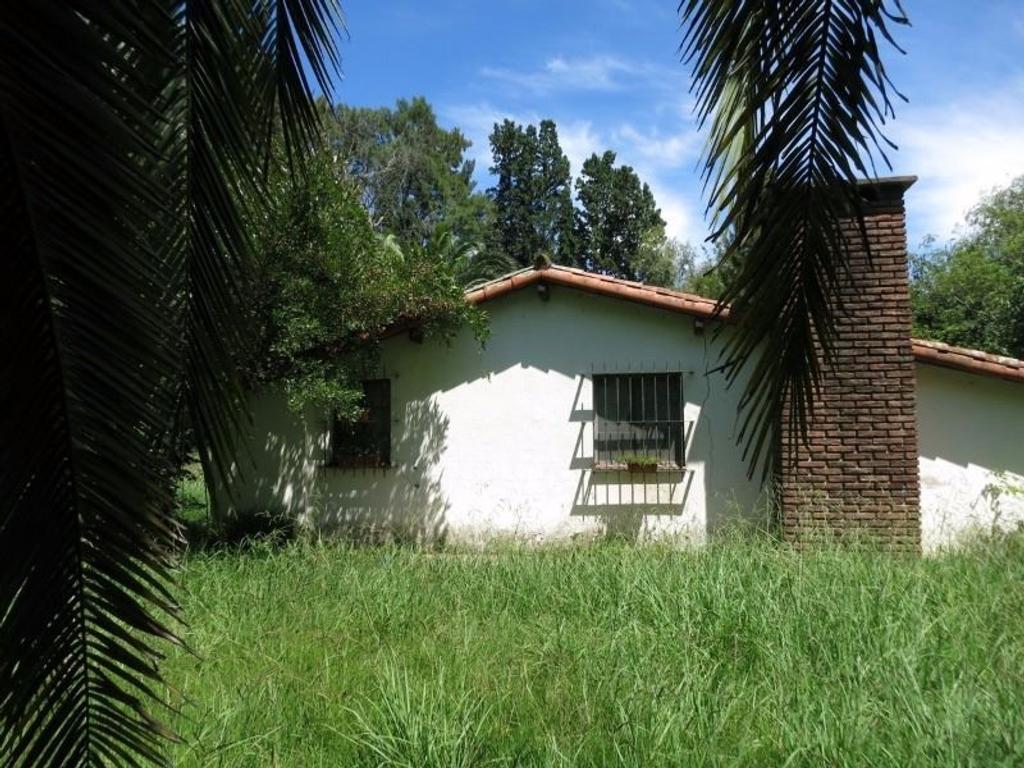 Quinta en Barrio Los Pinos, 6900 m2 de importante parque y bosque.
