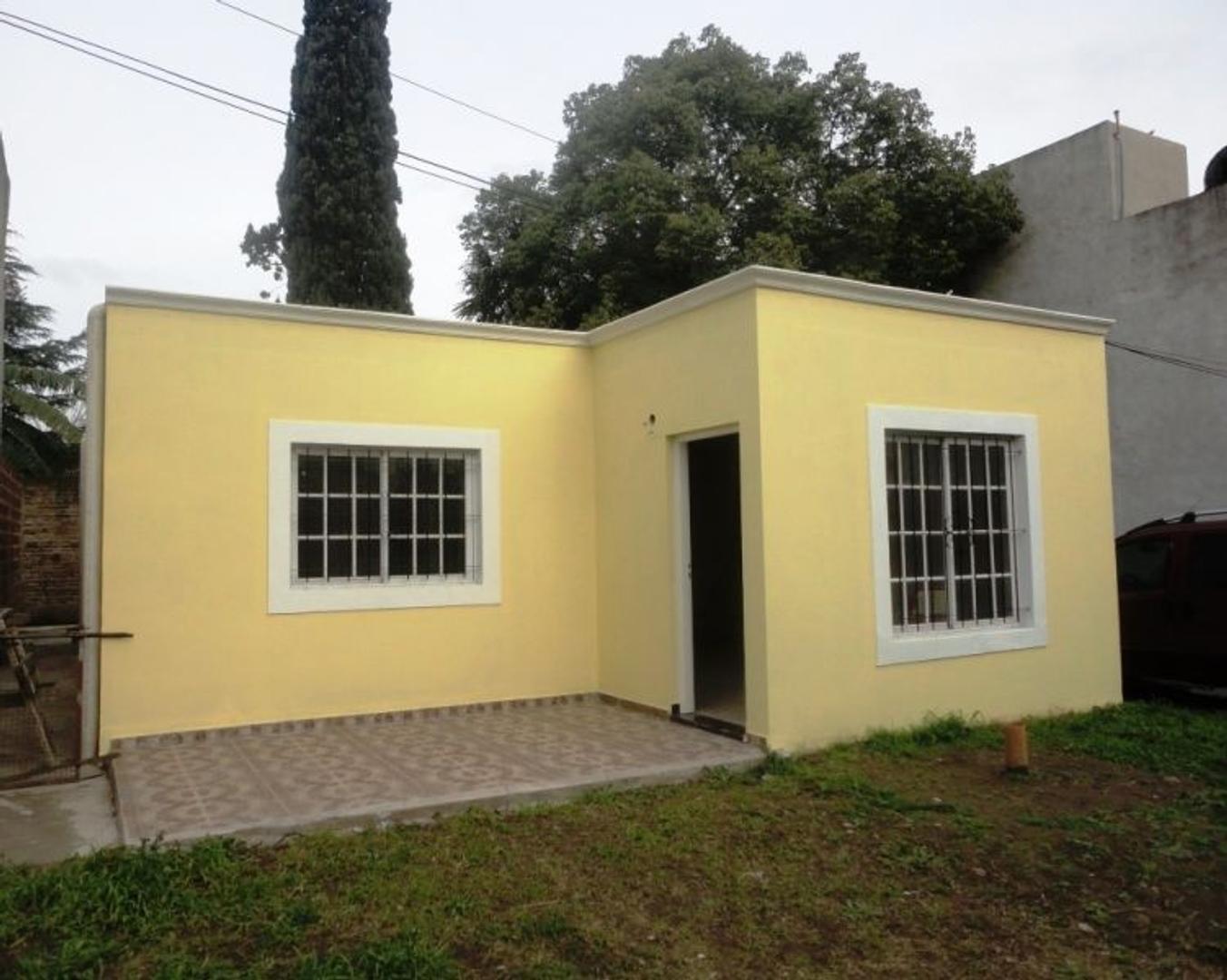 XINTEL(FNE-FNE-679) Casa - Alquiler - Argentina, José C Paz - Alem 4315