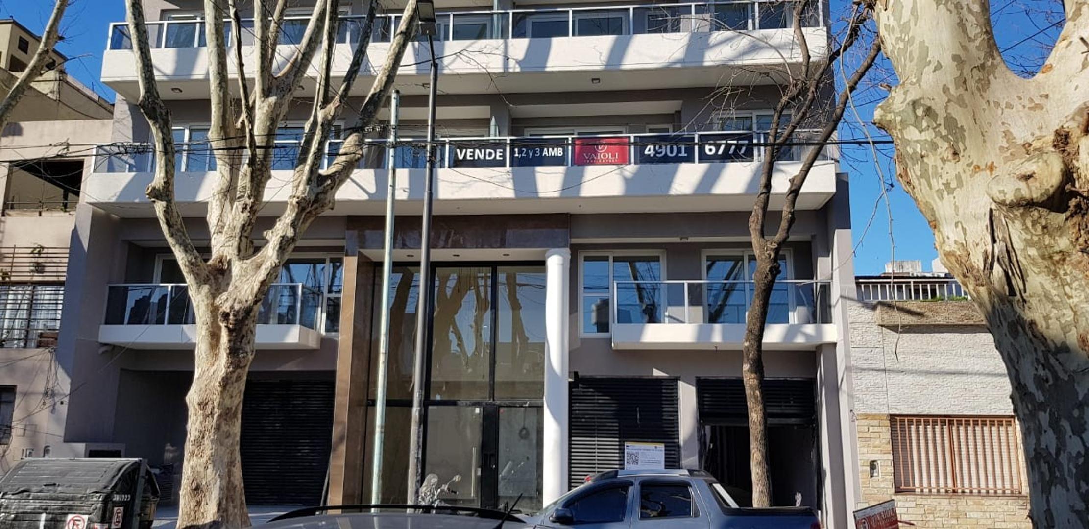 Departamento en Venta en Villa del Parque - 2 ambientes