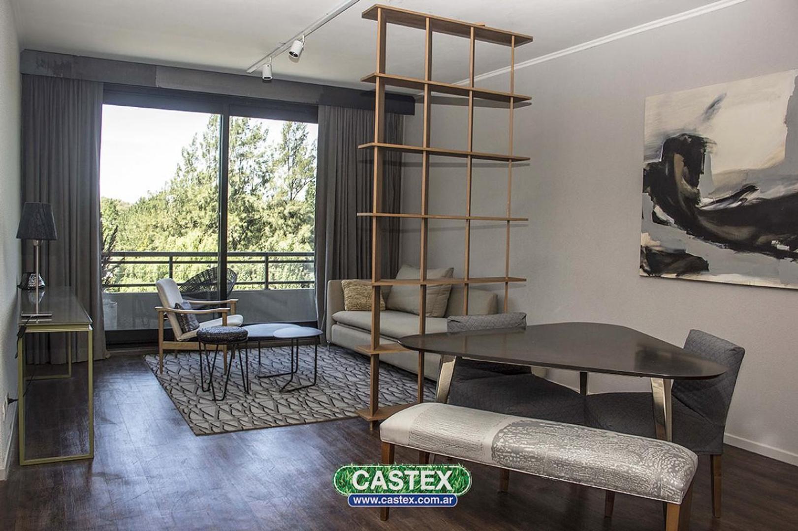 2 ambientes con cochera en Pilar