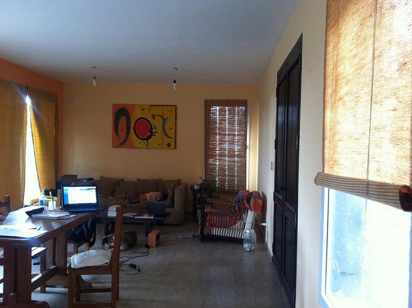 La Cañada, casa  dormitorios. Juana Koslay, San Luis.