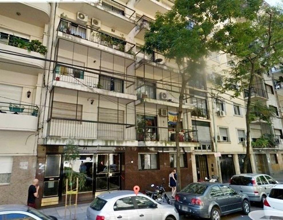 Palermo Venta departamento 3 ambientes 80 m2 apto profesional a media cuadra Av Santa Fe luminoso