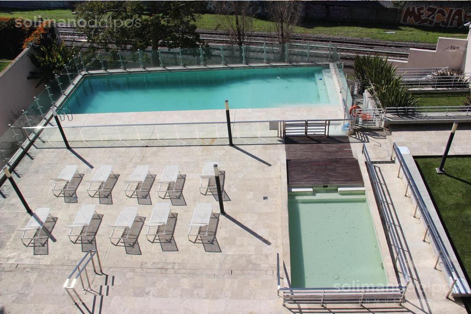 Departamento 2 amb con balcon - Olivos - Foto 16