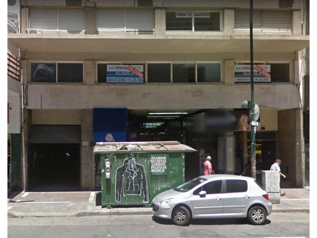 Cochera Movil, Cubierta en Corrientes al 800